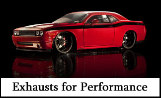 Dodge Performance Exhaust Specials | Ripley's Total Car Care