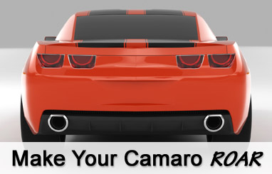 Camaro Exhaust | Ripley's Total Car Care